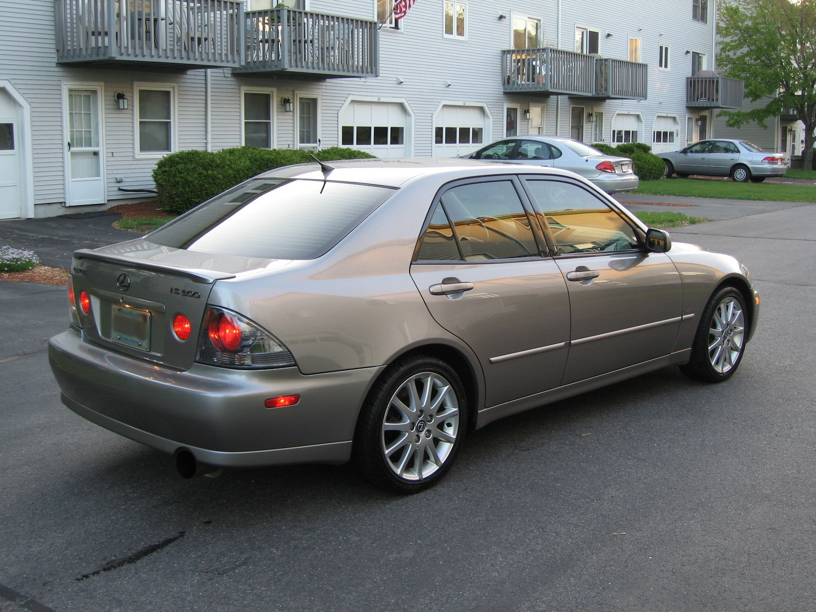 2003 Lexus Is 300 #14