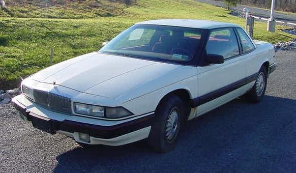 1992 Buick Regal #9