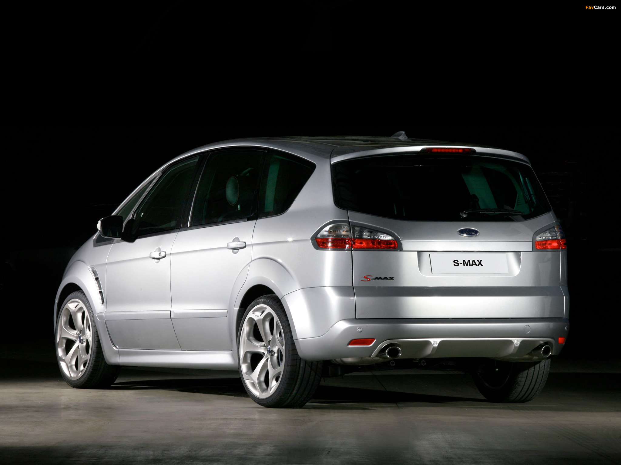 2006 Ford S-Max #9