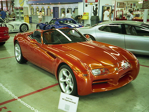 1997 Dodge Copperhead #3