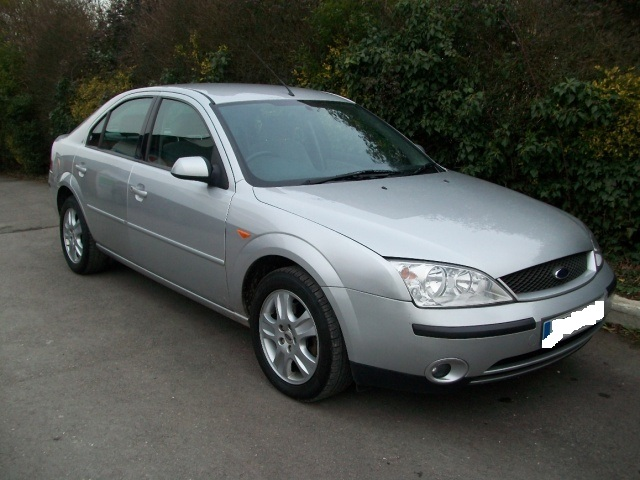 2001 Ford Mondeo #5