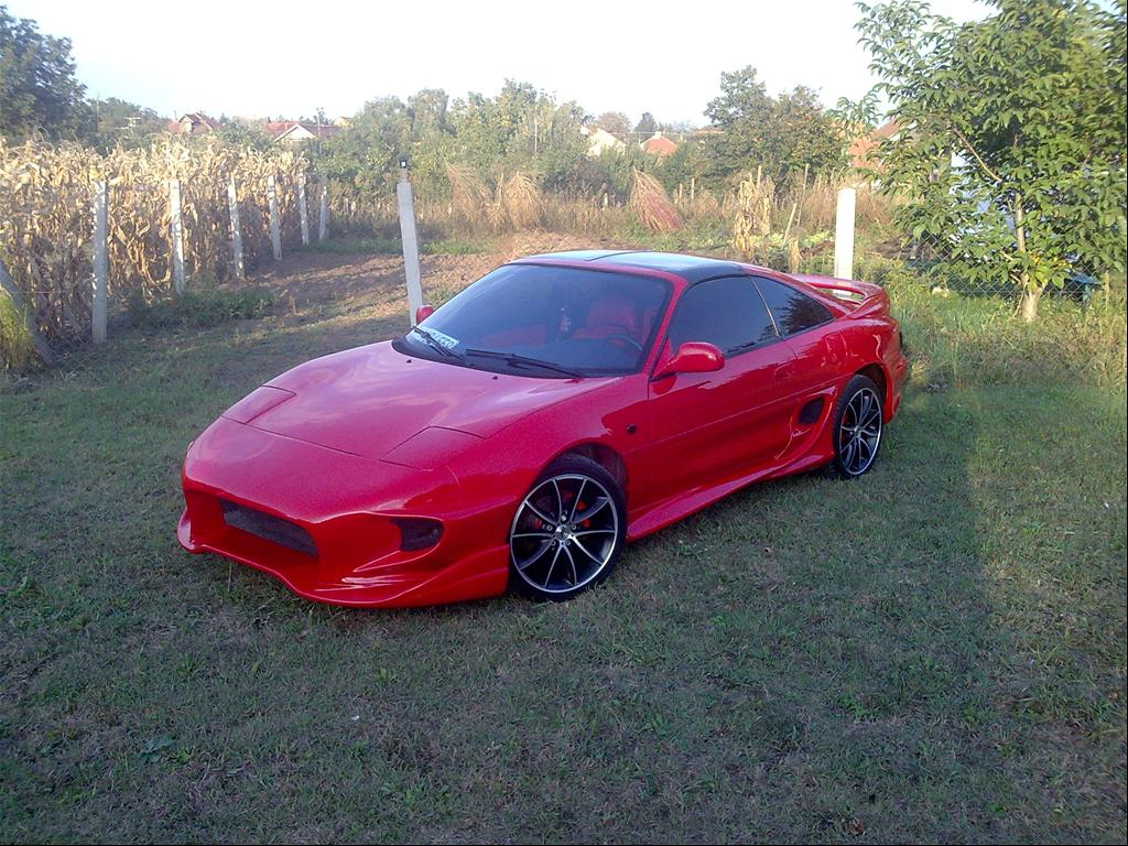 1992 Toyota Mr2 #5