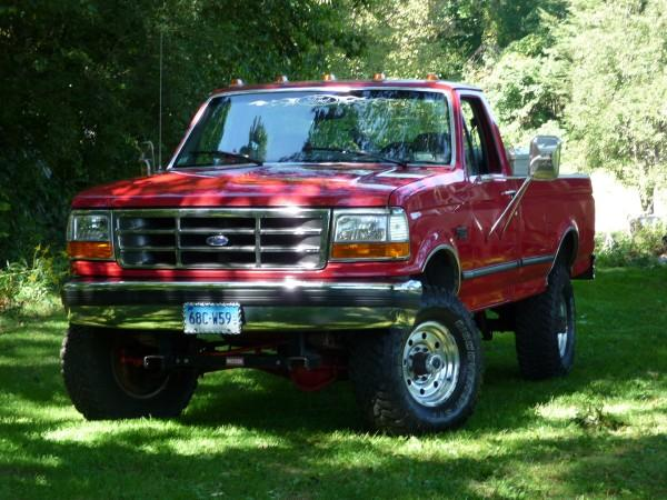 1995 Ford F-350 #7