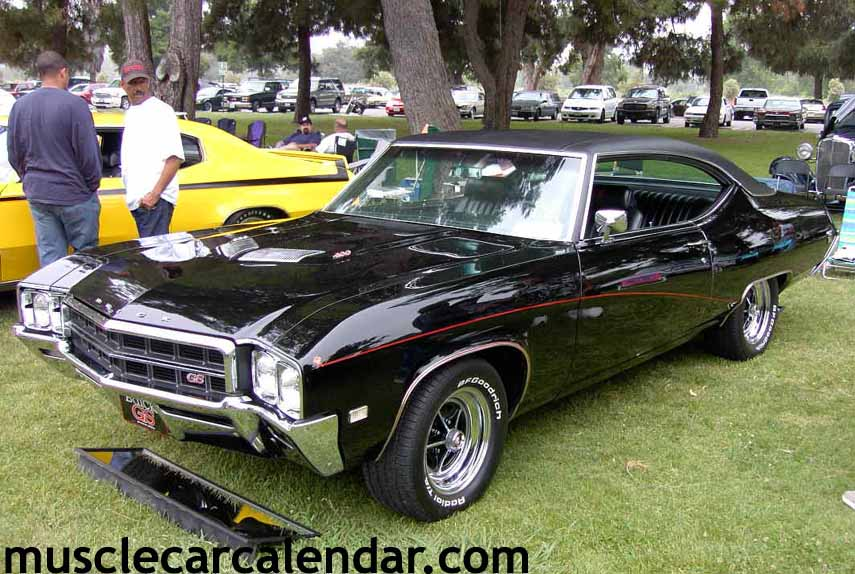 1969 Buick GS #17