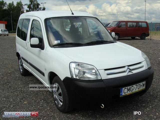 2004 Citroen Berlingo #4