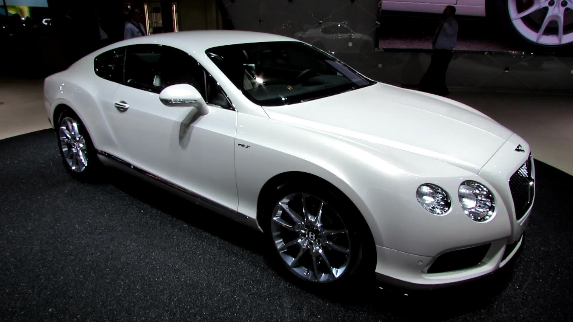 2015 Bentley Continental Gt #2