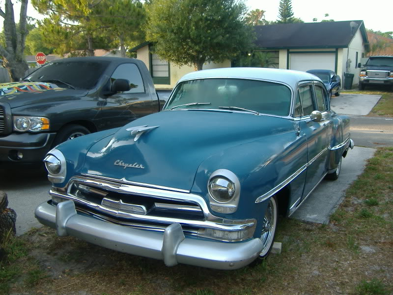 1954 Chrysler Windsor #7
