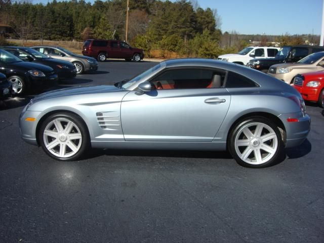 2007 Chrysler Crossfire #12