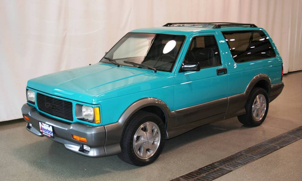 1992 GMC Typhoon #15