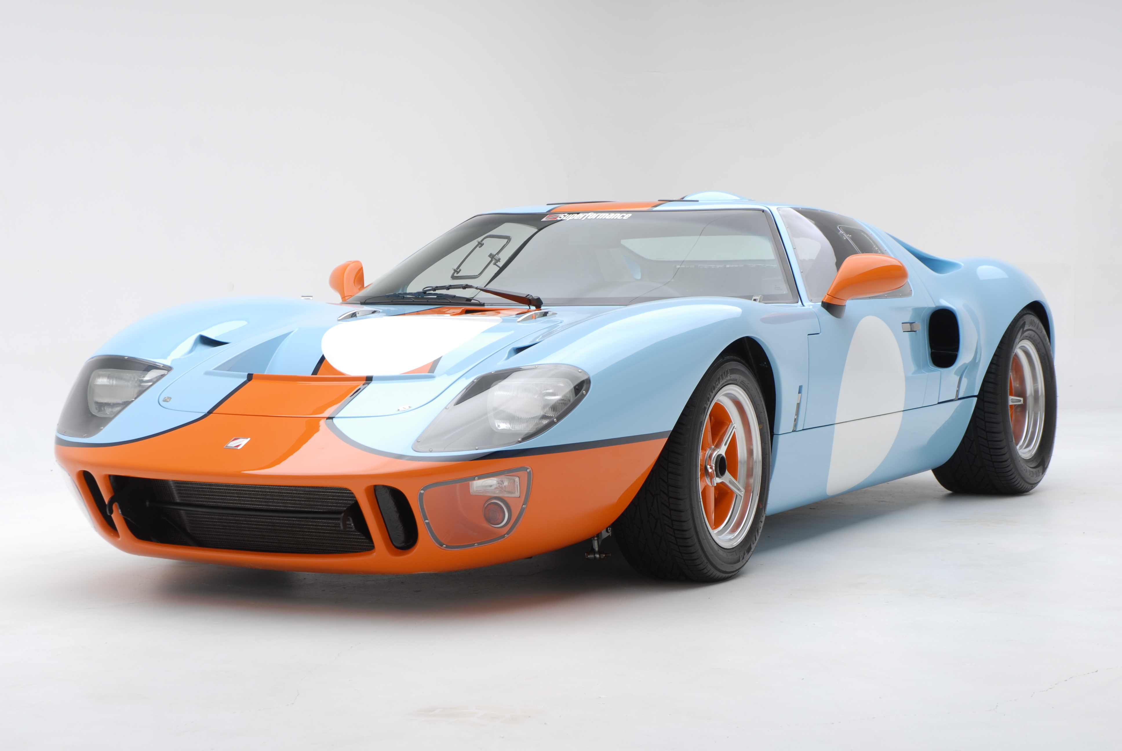 Ford GT 40 #10