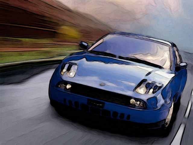 2000 Fiat Coupe #9