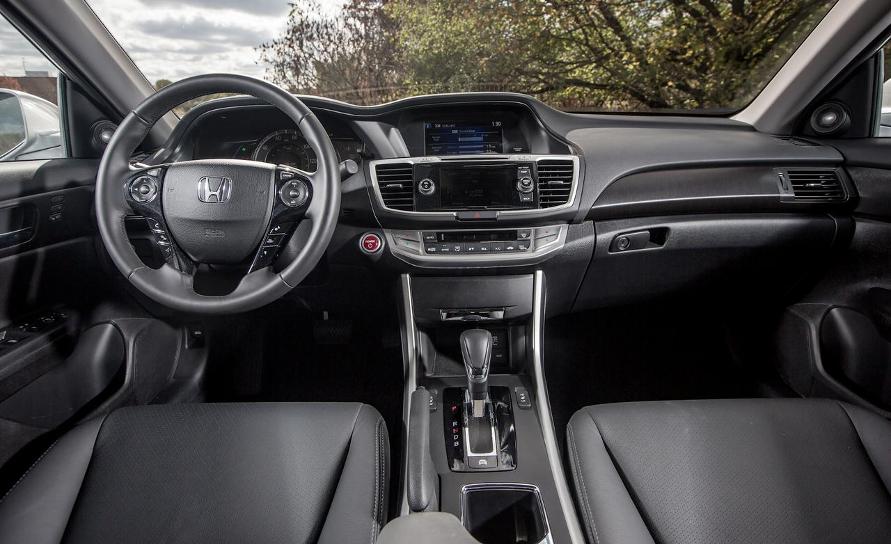Honda Accord Hybrid #7