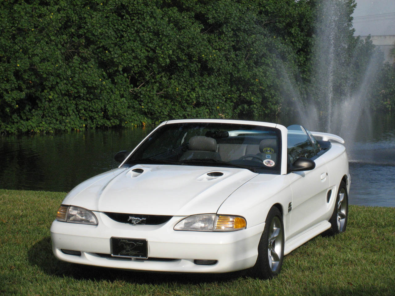 1994 Ford Mustang #15