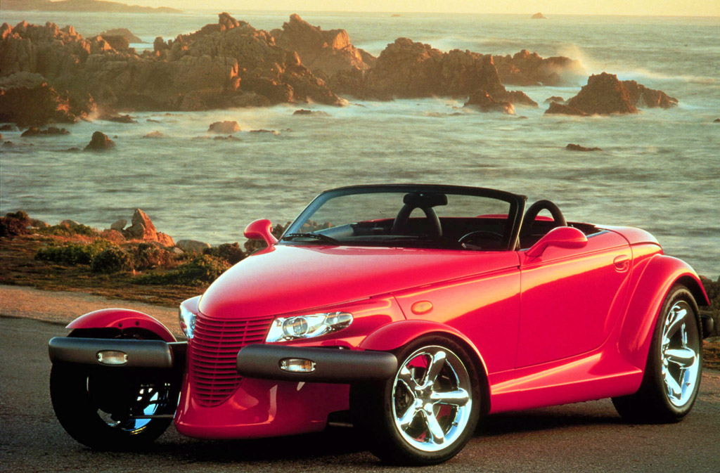 1999 Dodge Prowler #4
