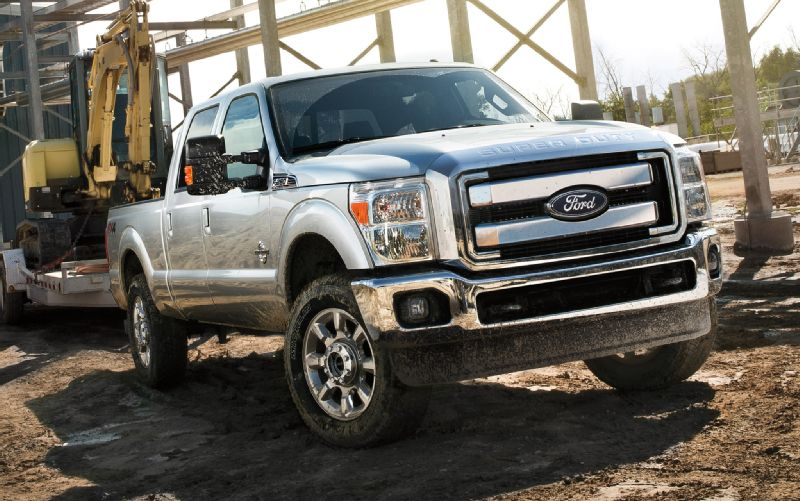2014 Ford F-250 Super Duty #11