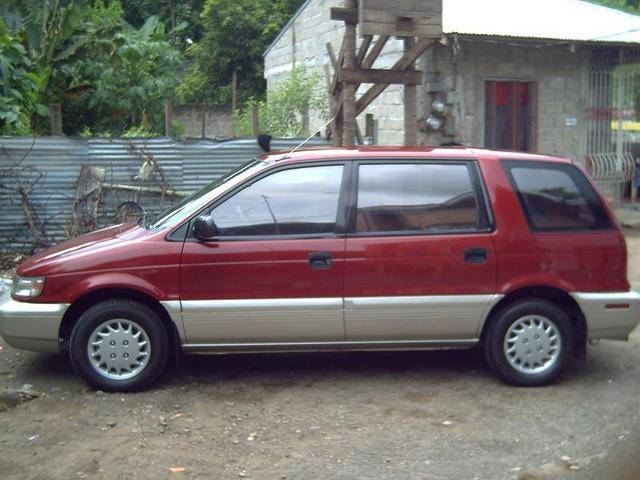 1992 Mitsubishi Space Wagon #1