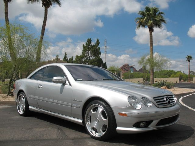 2003 Mercedes Benz CL #7