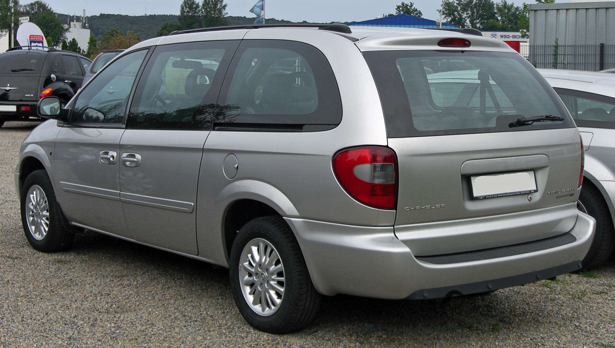 Chrysler Grand Voyager #5