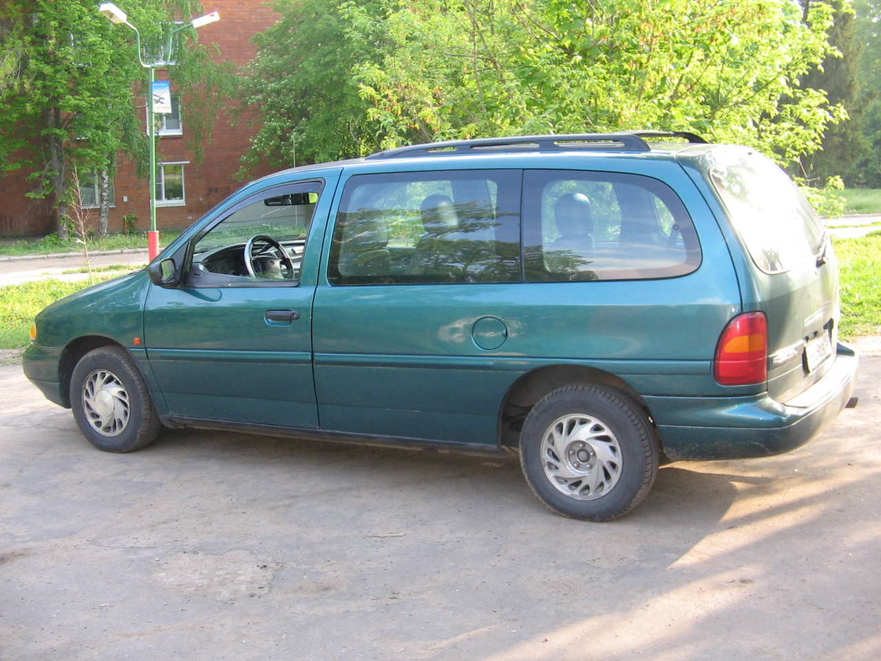 1996 Ford Windstar #13