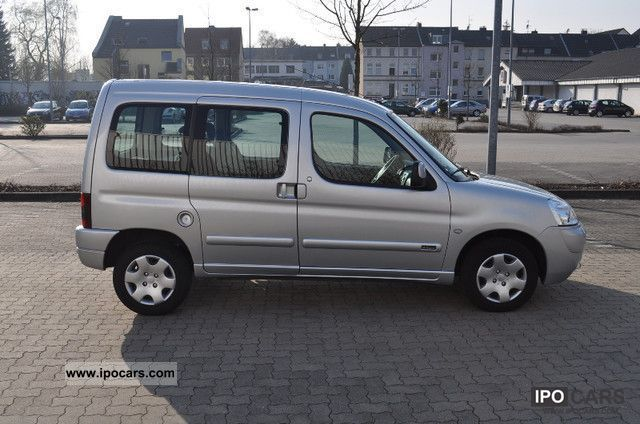 2005 Citroen Berlingo #1