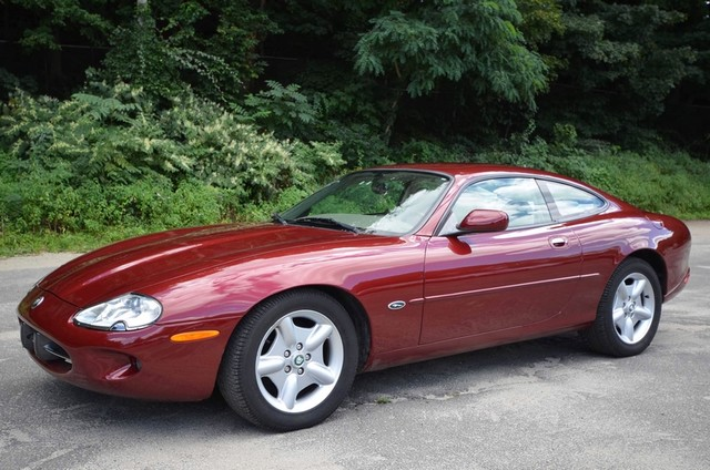 1998 Jaguar Xk-series #10