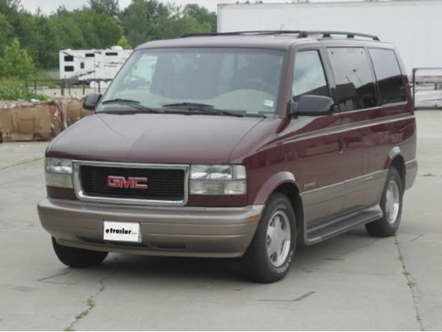 2001 GMC Safari #3