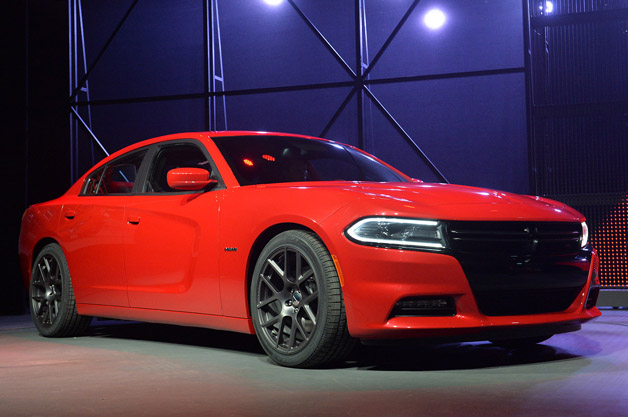 2015 Dodge Charger #6