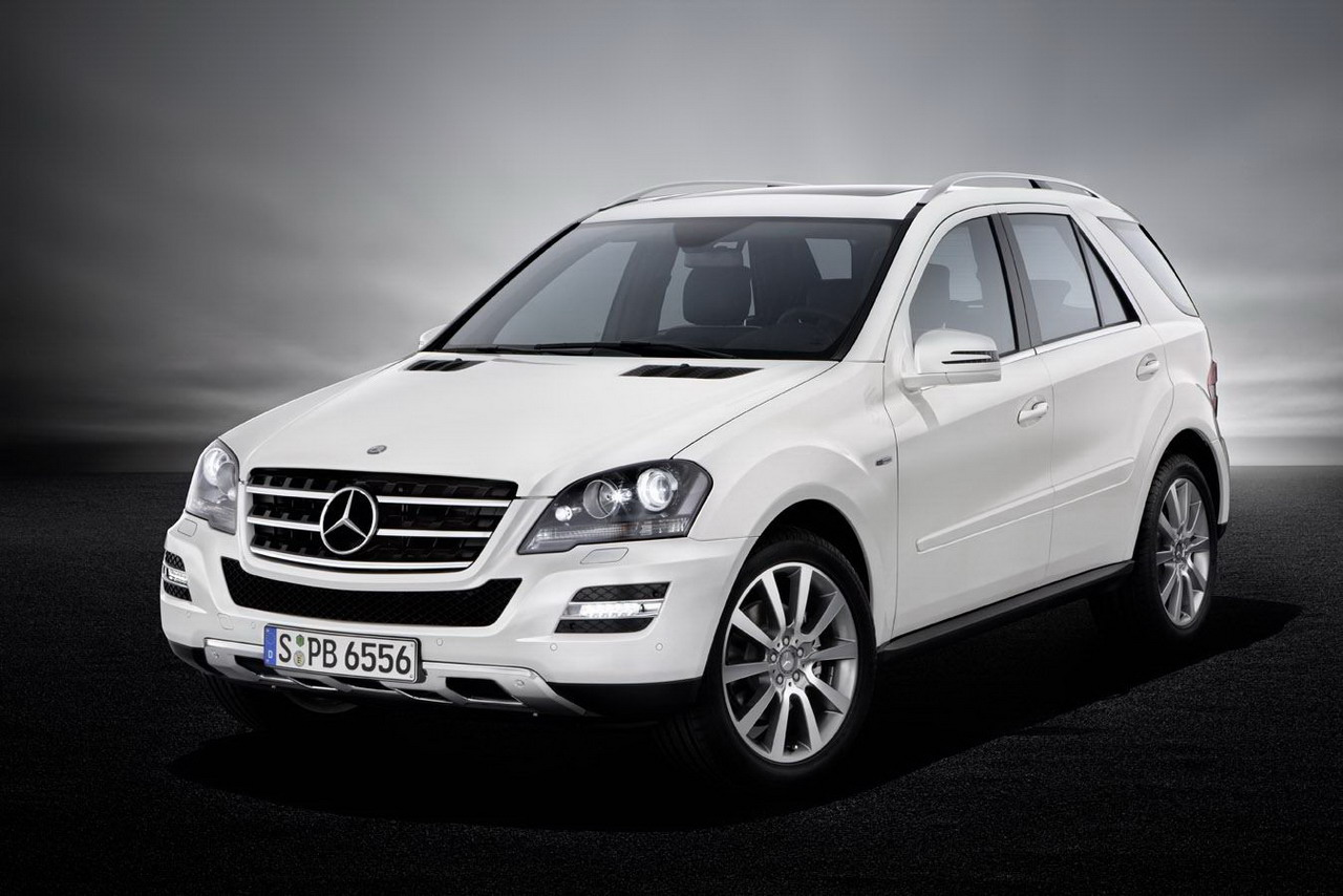 Mercedes-Benz ML #12