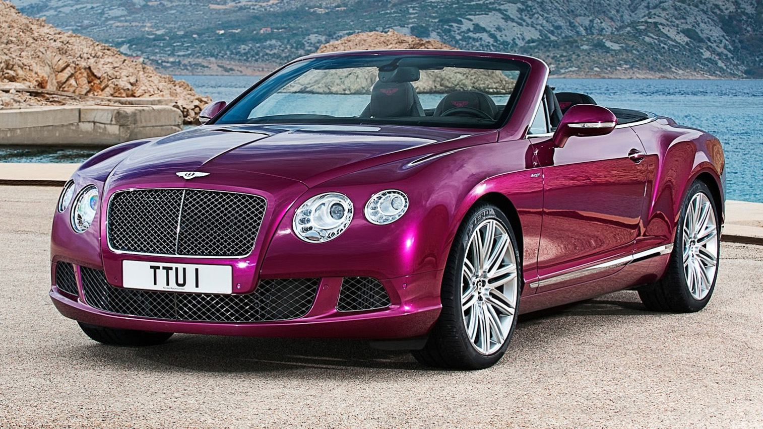 2011 Bentley Continental Gtc Speed #3