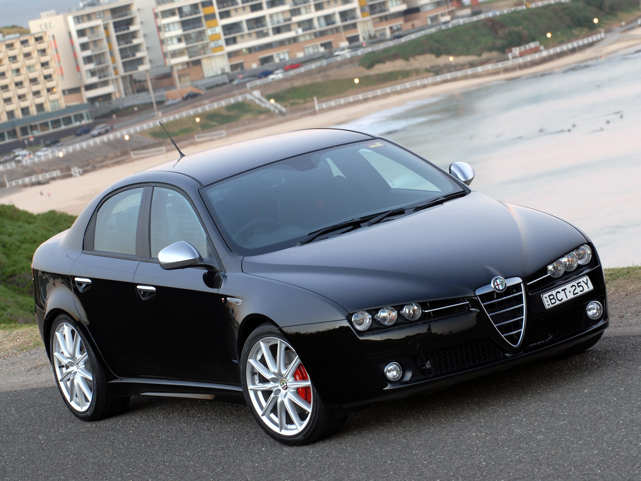 2007 Alfa Romeo 159 Photos Informations Articles