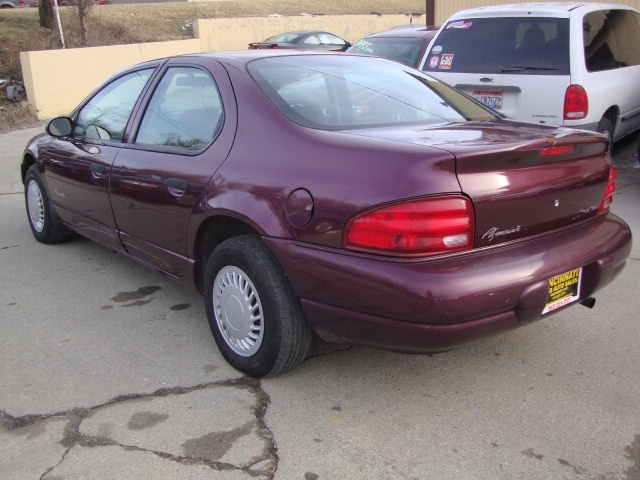 1998 Plymouth Breeze #13