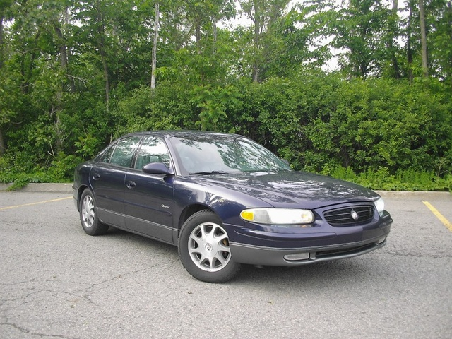 1998 Buick Regal #12