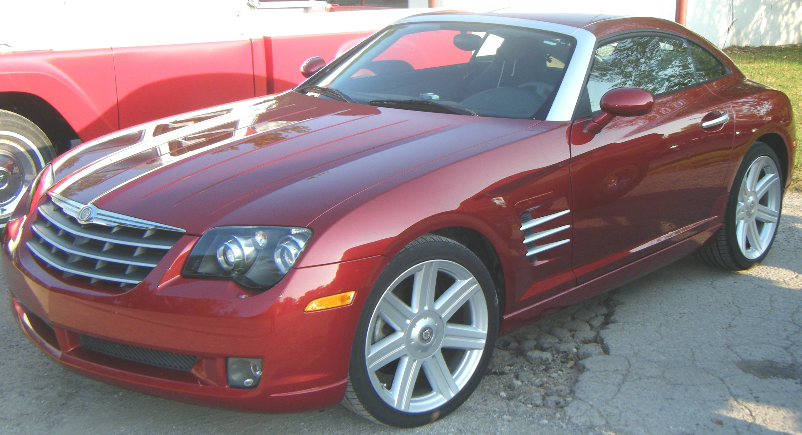 2008 Chrysler Crossfire #16