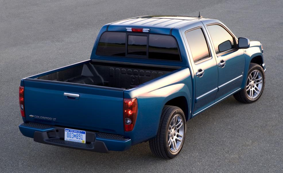 2009 Chevrolet Colorado #9