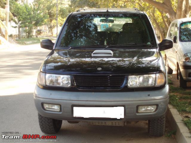 1998 Tata Safari #9