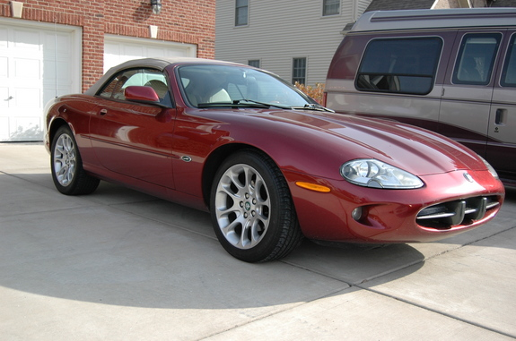 1998 Jaguar Xk-series #5