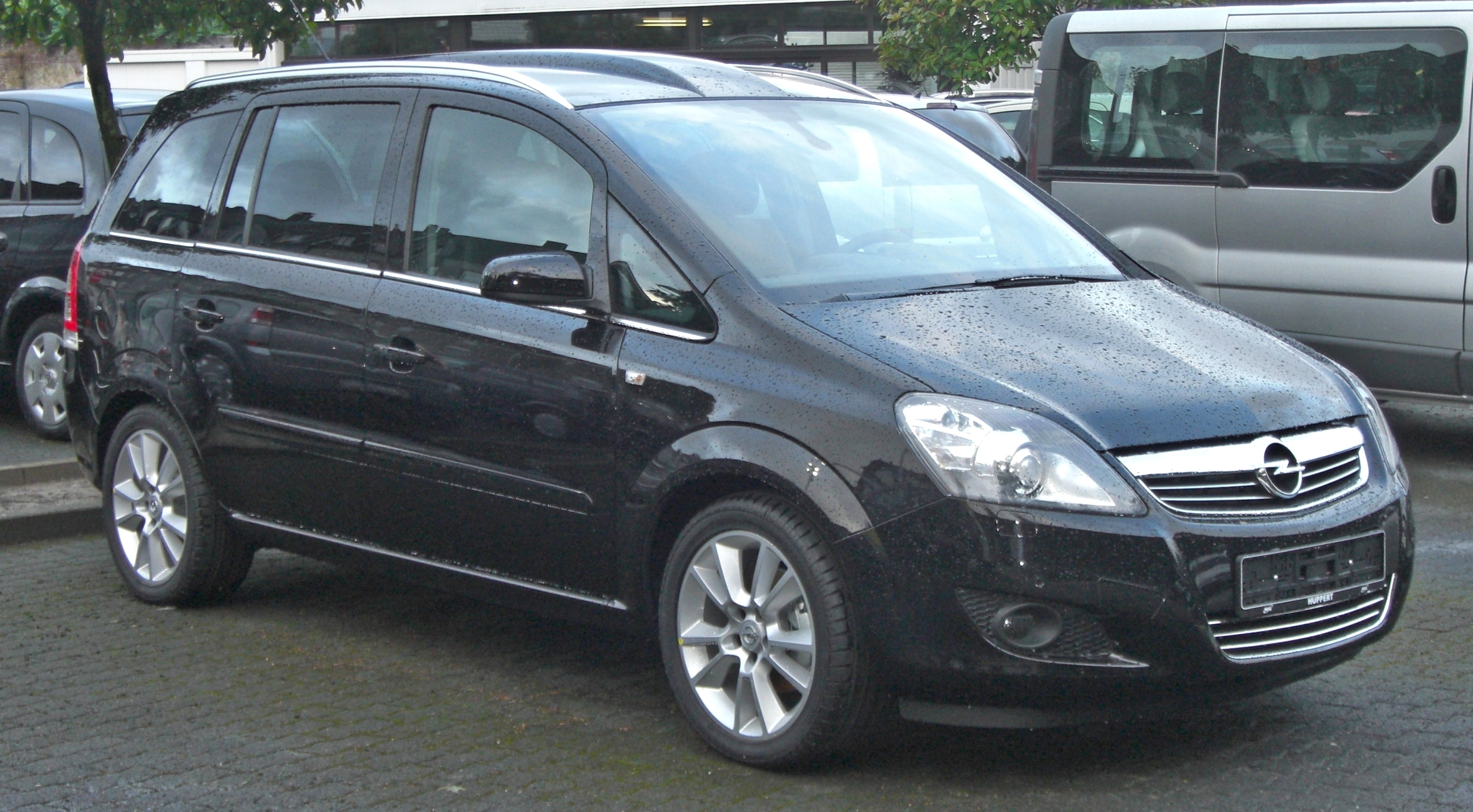 2009 opel zafira photos informations articles. Black Bedroom Furniture Sets. Home Design Ideas