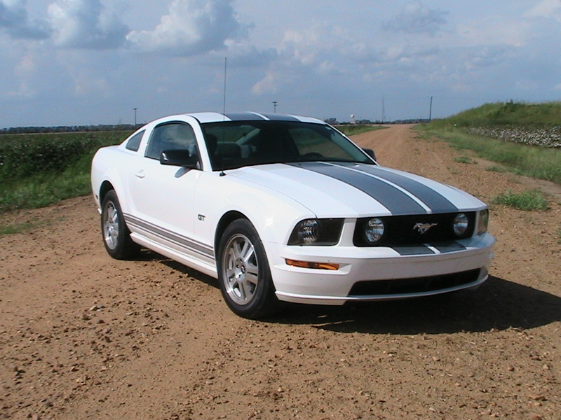 2007 Ford Mustang Photos Informations Articles