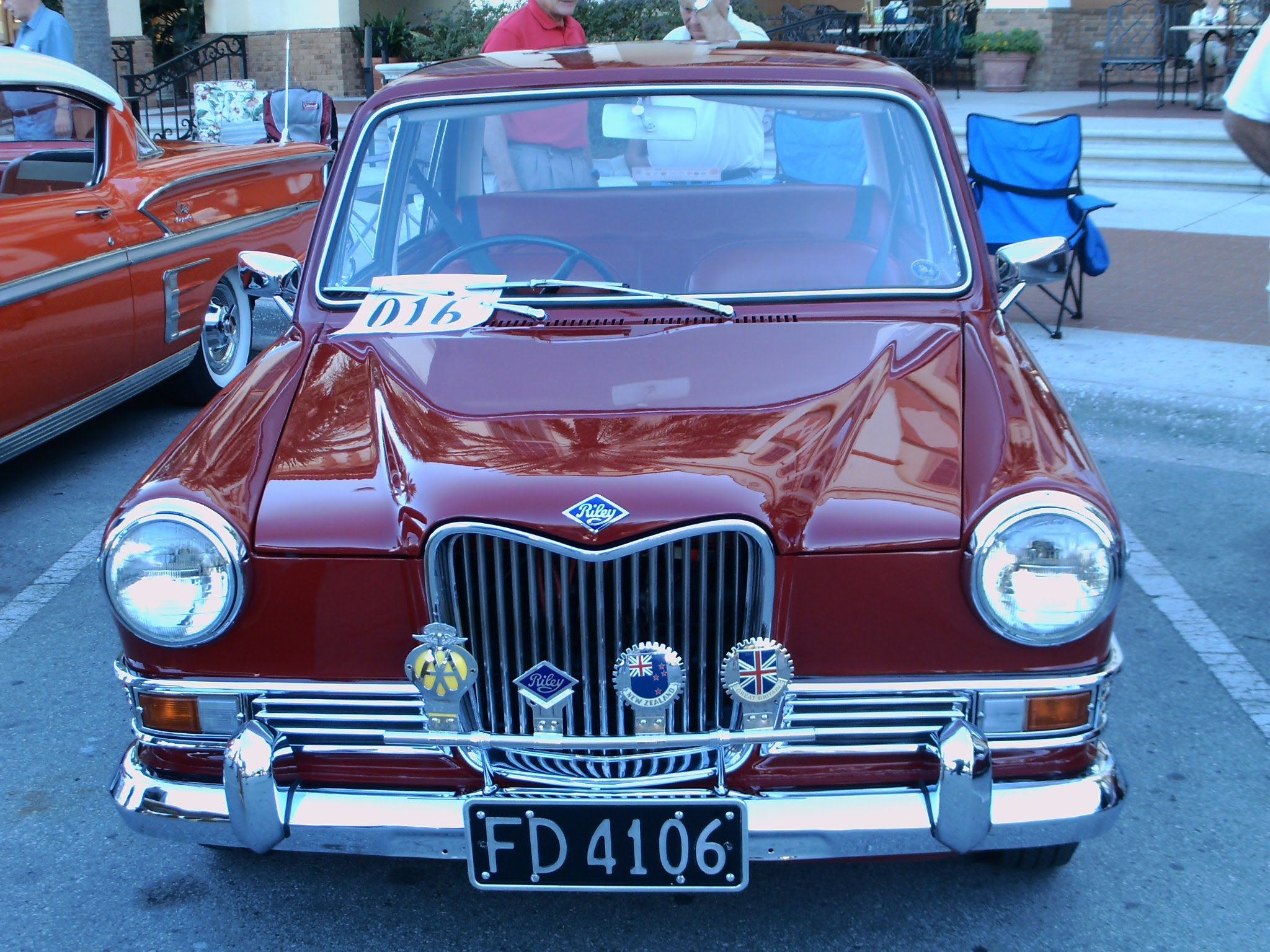 1966 Riley Kestrel #11