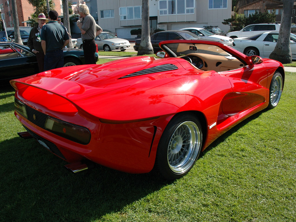 Bizzarrini BZ-2001 #5