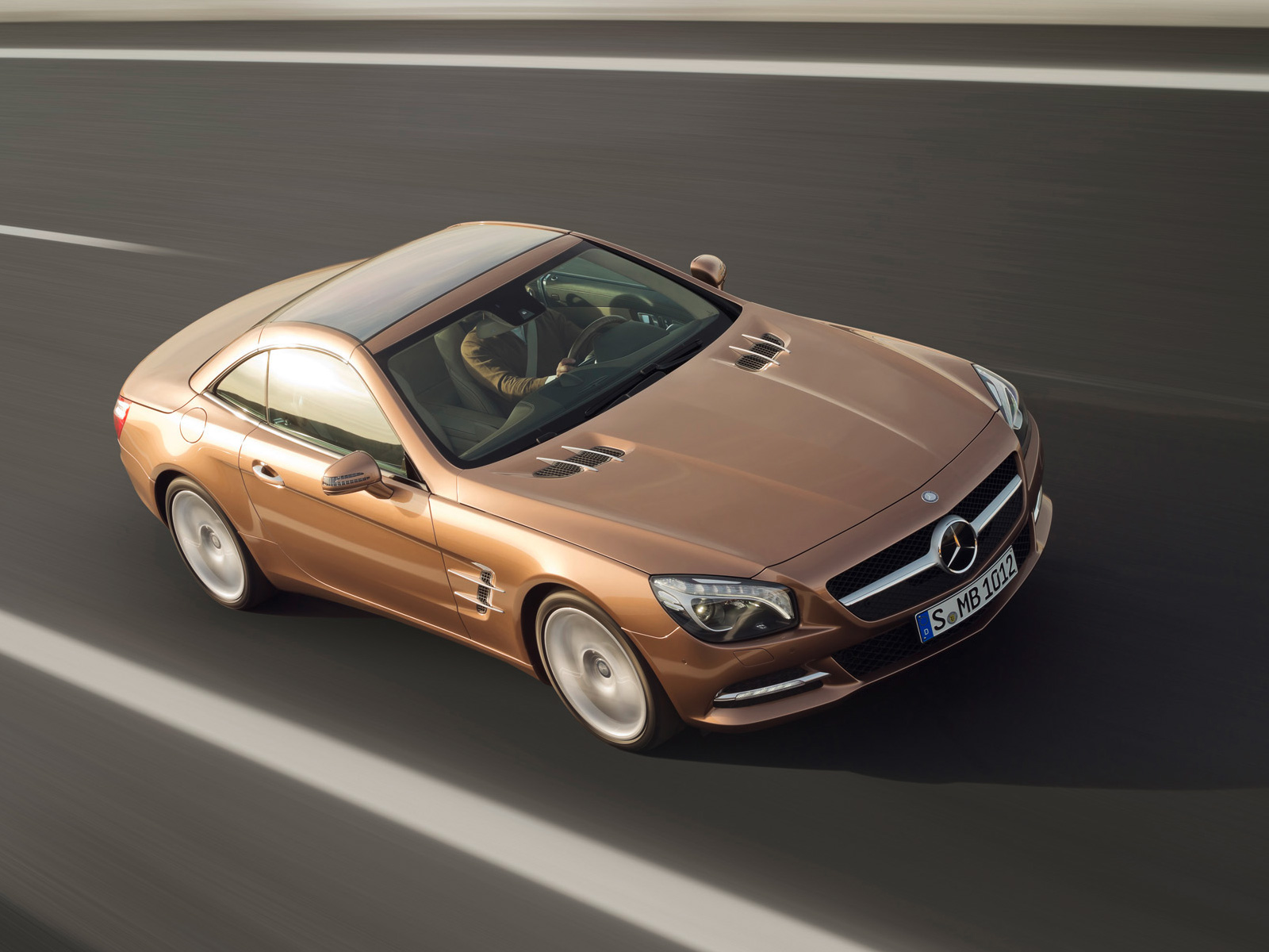 2012 Mercedes-Benz SL #17