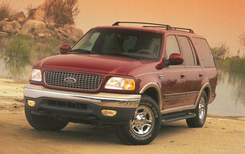1999 Ford Expedition #6