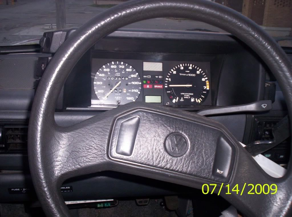 1991 Volkswagen Fox #14