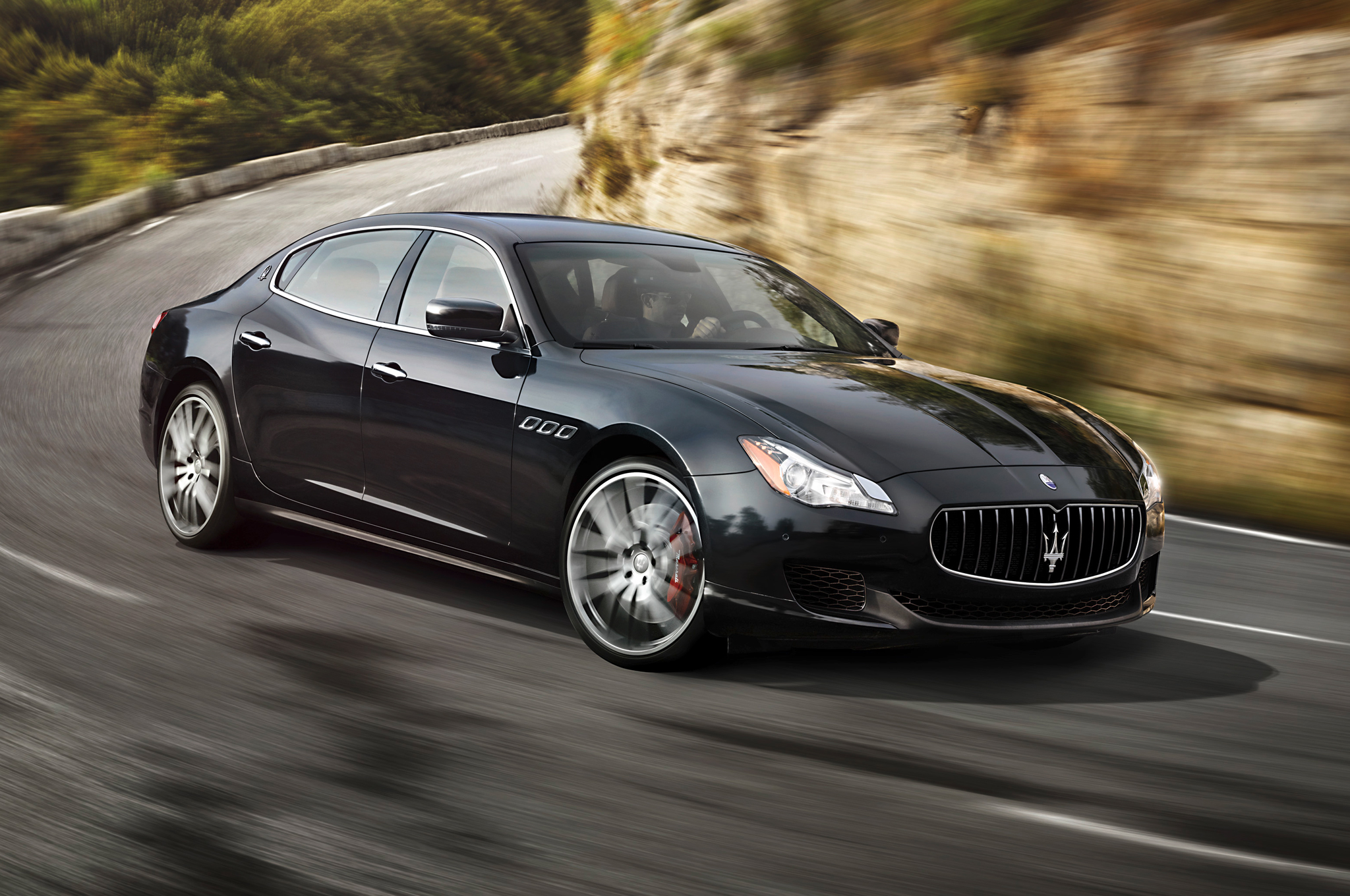 2014 maserati quattroporte photos informations articles. Black Bedroom Furniture Sets. Home Design Ideas