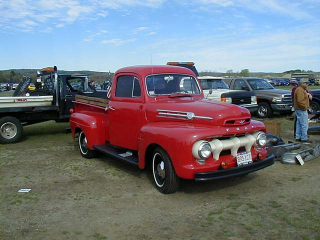 1952 Ford F #9