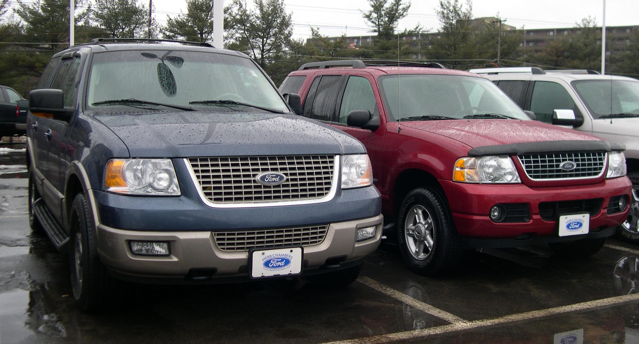 2005 Ford Expedition #10
