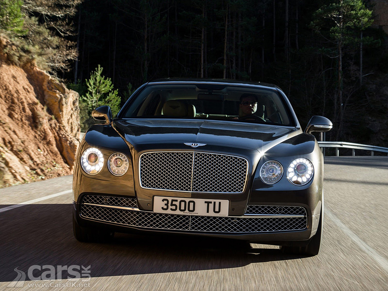 2013 Bentley Continental Flying Spur Speed #5