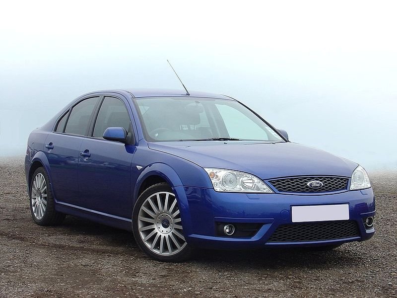 2003 Ford Mondeo #14