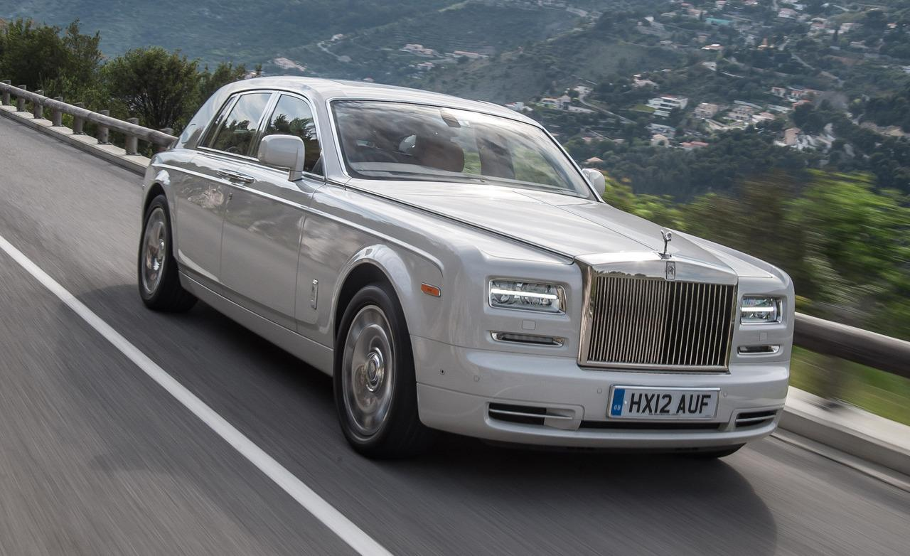 2013 Rolls royce Phantom #2