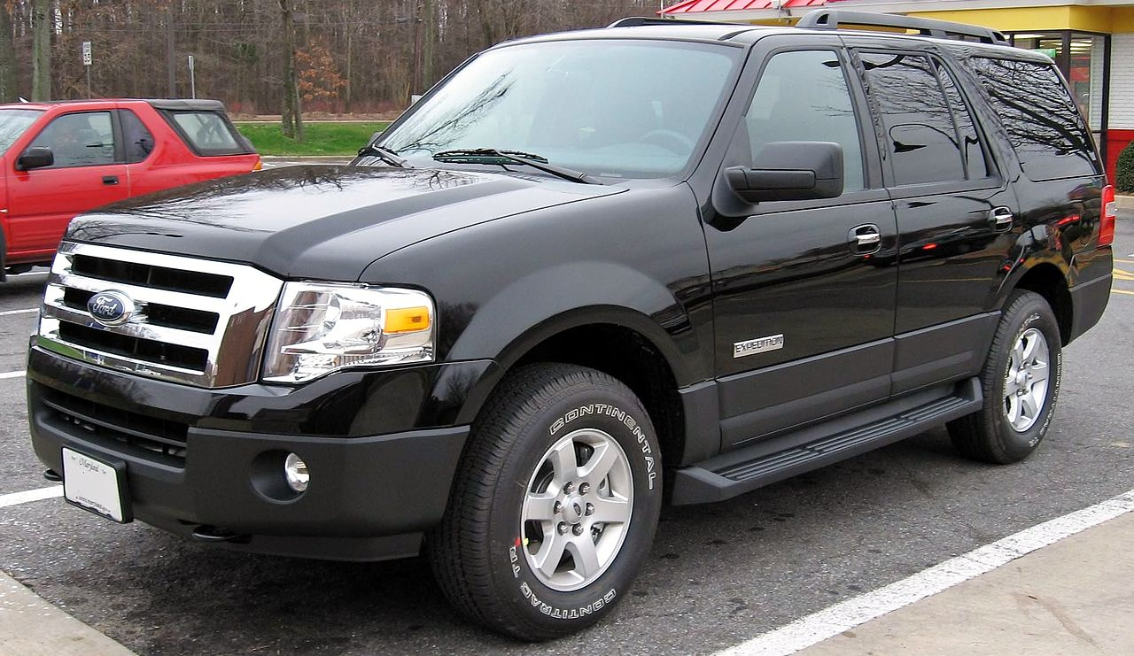 2007 Ford Expedition #9